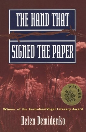 Cathrine Harboe-Ree reviews 'The Hand That Signed the Paper' by Helen Demidenko