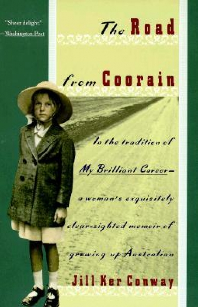 Jill Kitson reviews 'The Road from Coorain' by Jill Ker Conway