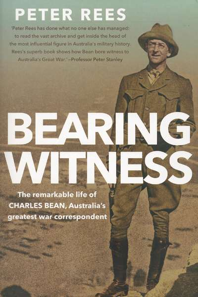 Geoffrey Blainey reviews 'Bearing Witness' by Peter Rees