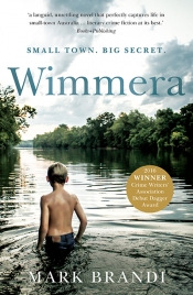 Jay Daniel Thompson reviews 'Wimmera' by Mark Brandi