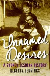 Sylvia Martin reviews 'Unnamed Desires' by Rebecca Jennings