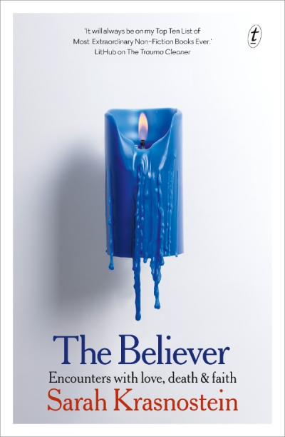 Naama Grey-Smith reviews 'The Believer: Encounters with love, death and faith' by Sarah Krasnostein