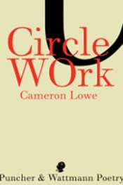 Cameron Lowe's third collection of poetry