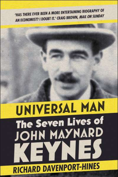 Neal Blewett reviews 'Universal Man' by Richard Davenport-Hines
