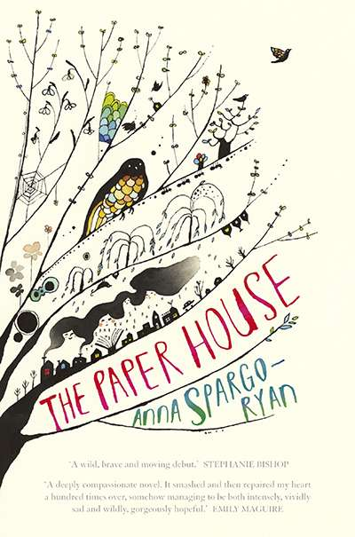 Thuy On reviews 'The Paper House' by Anna Spargo-Ryan