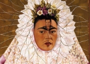 Frida Kahlo and Diego Rivera (Art Gallery of New South Wales)