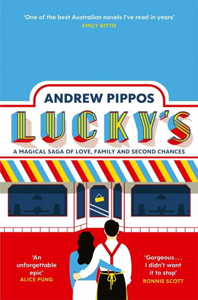 Sonia Nair reviews 'Lucky's' by Andrew Pippos