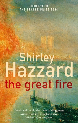 Brenda Niall reviews 'The Great Fire' by Shirley Hazzard