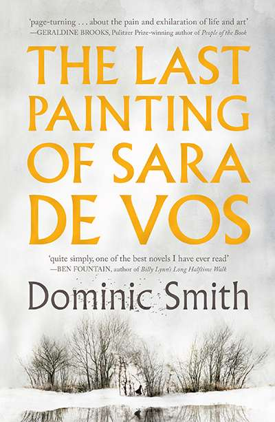 Kerryn Goldsworthy reviews 'The Last Painting of Sara de Vos' by Dominic Smith