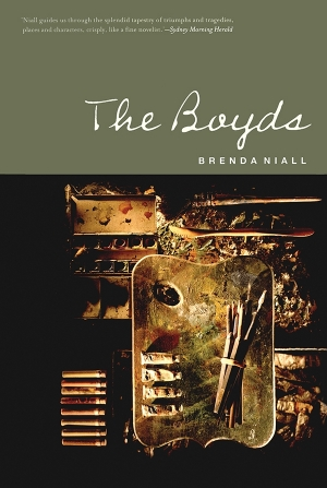 Michael Shmith reviews 'The Boyds: A family biography' by Brenda Niall