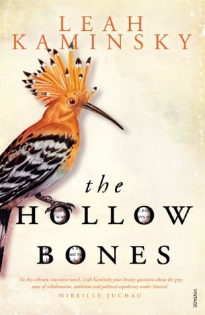 Jacinta Mulders reviews 'The Hollow Bones' by Leah Kaminsky