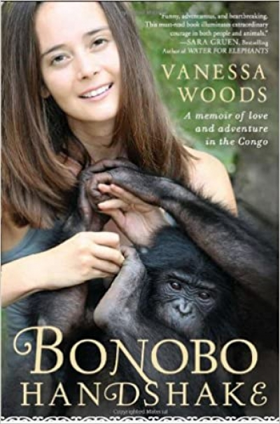 Tony Wheeler reviews 'Bonobo Handshake: A memoir of love and adventure in the Congo' by Vanessa Woods