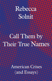 Daniel Juckes reviews 'Call Them by Their True Names: American crises (and essays)' by Rebecca Solnit