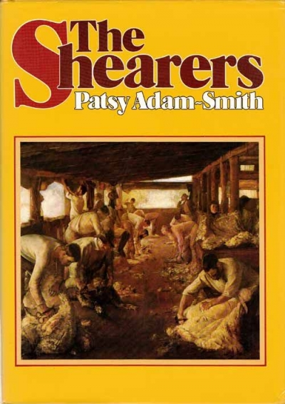 Clyde Cameron reviews 'The Shearers' by Patsy Adam-Smith