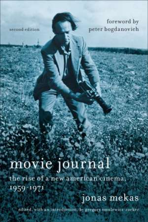 Philippa Hawker reviews 'Movie Journal: The rise of new American cinema 1959–1971' by Jonas Mekas