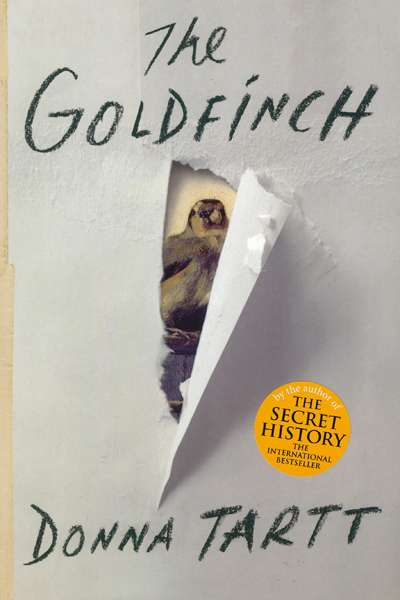 Jen Webb reviews 'The Goldfinch' by Donna Tartt