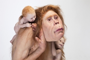 Patricia Piccinini and Joy Hester, Through Love (TarraWarra Museum of Art)