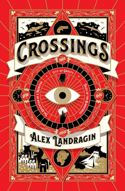 Amy Baillieu reviews 'Crossings' by Alex Landragin