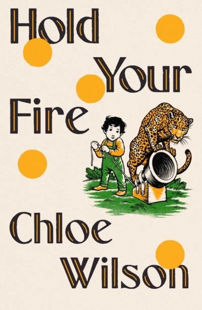 Cassandra Atherton reviews 'Hold Your Fire' by Chloe Wilson