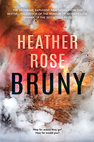 Nicole Abadee reviews 'Bruny' by Heather Rose