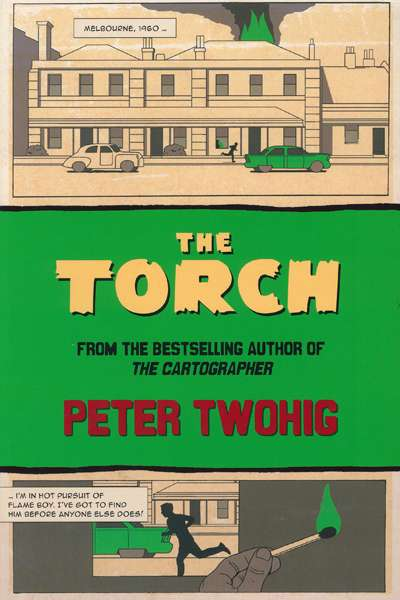 Fiona Duthie reviews 'The Torch' by Peter Twohig