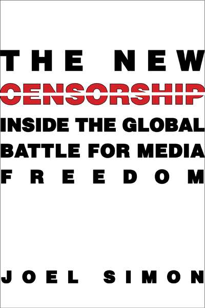 Michael Douglas reviews 'The New Censorship' by Joel Simon