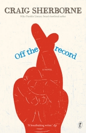 Susan Lever reviews 'Off the Record' by Craig Sherborne