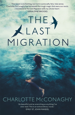 J.R. Burgmann reviews 'The Last Migration' by Charlotte McConaghy