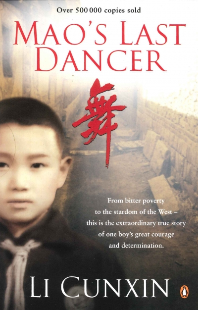 Robin Grove reviews 'Mao's Last Dancer' by Li Cunxin