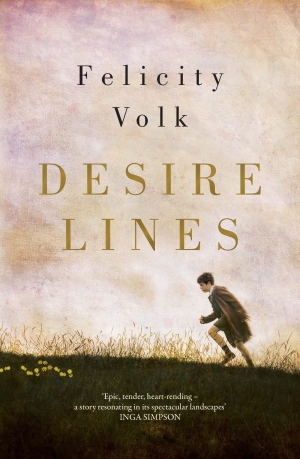 Alice Nelson reviews 'Desire Lines' by Felicity Volk