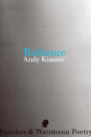 Andy Kissane's new collection