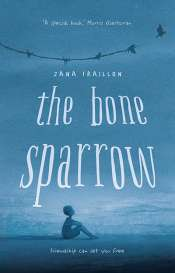 Margaret Robson Kett reviews 'The Bone Sparrow' by Zana Fraillon