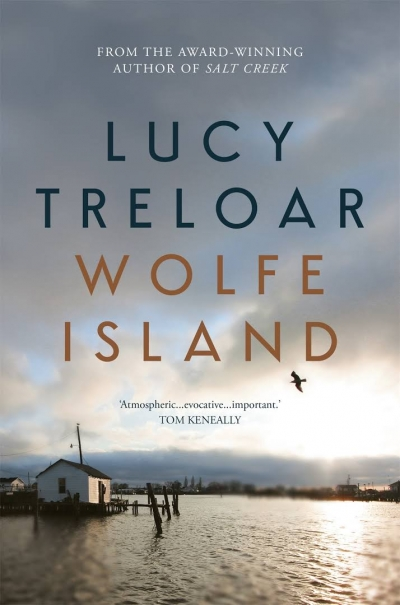 Naama Grey-Smith reviews 'Wolfe Island' by Lucy Treloar
