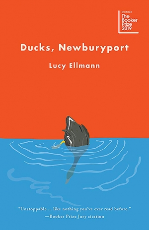 Shannon Burns reviews 'Ducks, Newburyport' by Lucy Ellmann