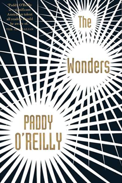 Paddy O'Reilly's new novel