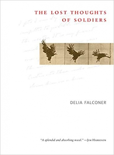 James Ley reviews 'The Lost Thoughts of Soldiers' by Delia Falconer
