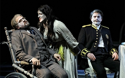 The Ghost Sonata (Opera Australia)