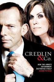 Lucas Grainger-Brown reviews 'Credlin & Co.' by Aaron Patrick and 'The Road to Ruin' by Niki Savva