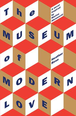 Duncan Fardon reviews 'The Museum of Modern Love' by Heather Rose
