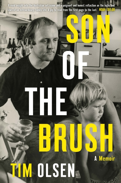 Ian Britain reviews 'Son of the Brush: A memoir' by Tim Olsen