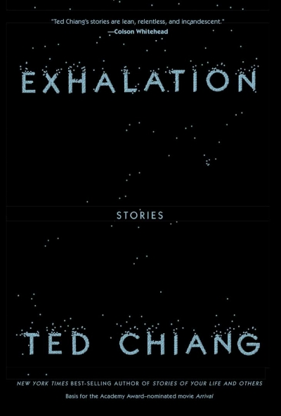 Lisa Bennett reviews 'Exhalation' by Ted Chiang