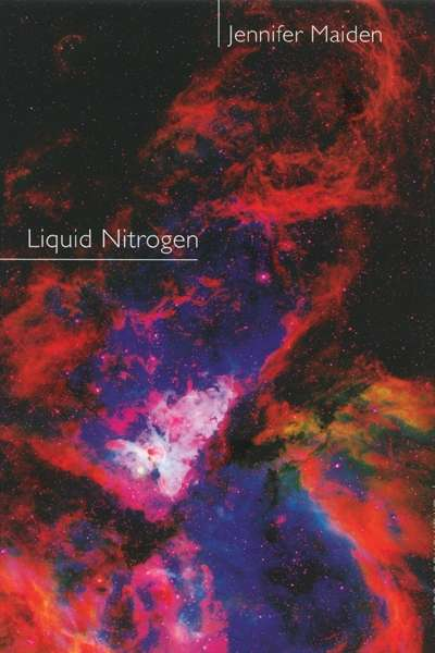 Kate Middleton reviews 'Liquid Nitrogen' by Jennifer Maiden