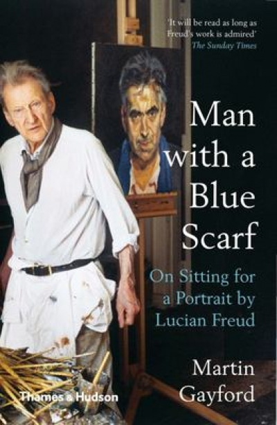 Angus Trumble reviews 'Man with a Blue Scarf: On sitting for a portrait' by Martin Gayford