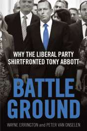 Frank Bongiorno reviews 'Battleground' by Wayne Errington and Peter van Onselen