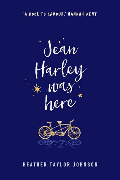 Anna Spargo-Ryan reviews 'Jean Harley Was Here' by Heather Taylor Johnson