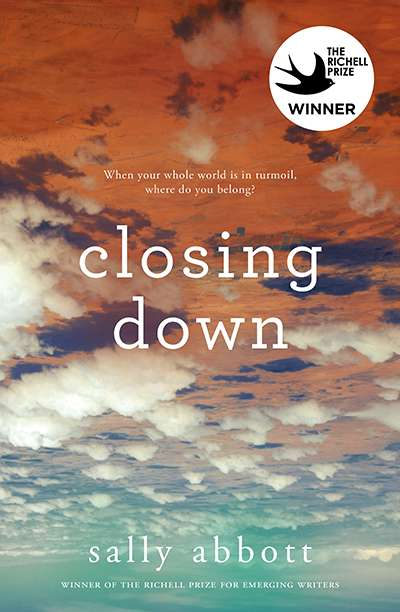 Piri Eddy reviews 'Closing Down' by Sally Abbott