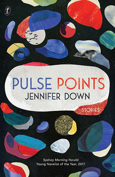 Susan Midalia reviews 'Pulse Points' by Jennifer Down