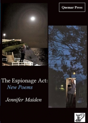 James Jiang reviews 'The Espionage Act: New poems' by Jennifer Maiden