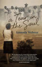 Rachel Robertson reviews 'A Tear in the Soul' by Amanda Webster