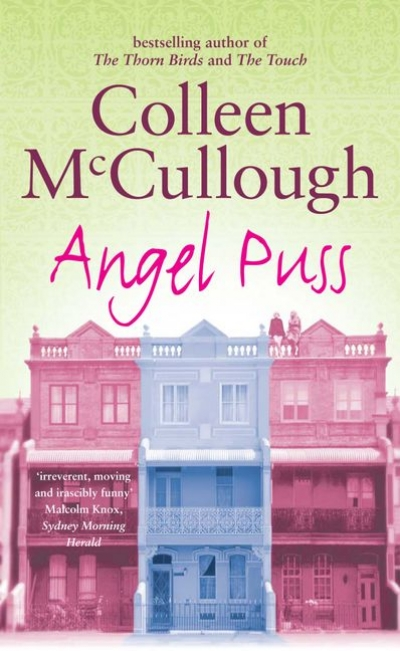 Nicola Walker reviews 'Angel Puss' by Colleen McCullough